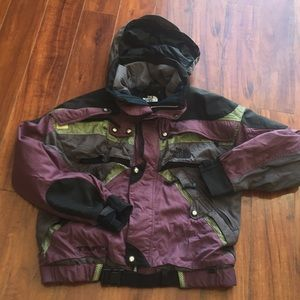 The North Face Gortex Jacket
